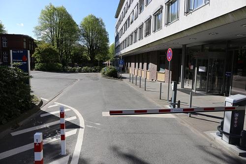 Parkplatz UKE Blutspende kostenlos