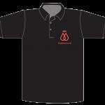 Polo-Shirt-Dart-Aktion-Blutspendedienst-UKE-Hamburg-Vorderseite