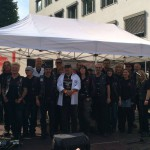 Bikers Blood for Help 2016 UKE Hamburg