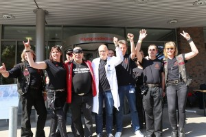 Bikers Blood for Help 2017 Kalle Haverland UKE Blutspende Hamburg Motorrad Event (2)