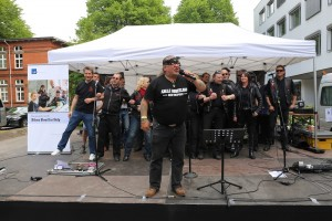 Bikers Blood for Help 2017 Kalle Haverland UKE Blutspende Hamburg Motorrad Event
